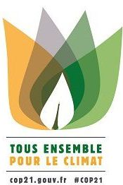 Logo COP 21 Tous ensemble catcher