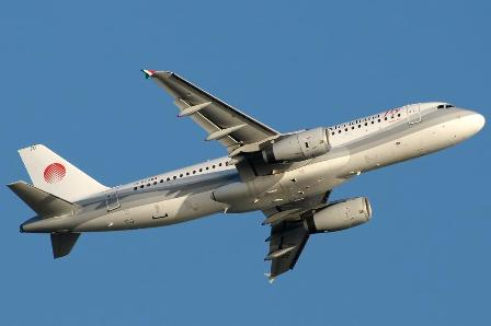 Airbus A320 232 Meridiana fly s